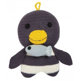 Franck & Fischer - Molly pingvin med musik