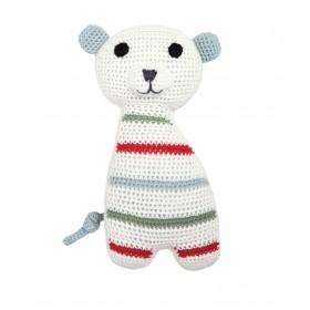 Franck & Fischer - Cuddly bamse-Isbjørn